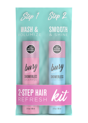 Busy Beauty Hair care bundle