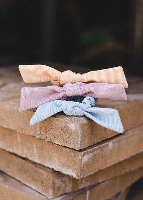 Kenzington Alley Corduroy scrunchies