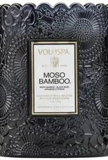 Voluspa Boxed Scalloped Candle