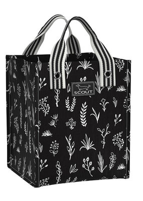 Scout Bags petit bagette market tote- floral of the story