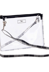 Scout Bags Clear Abby - Plaid Habit