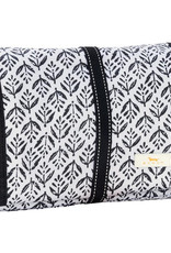 Scout Bags beauty burrito makeup bag- ivy