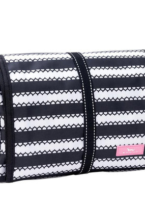 Scout Bags beauty burrito- picot boo