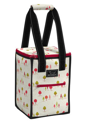Scout Bags pleasure chest soft cooler- run forest run