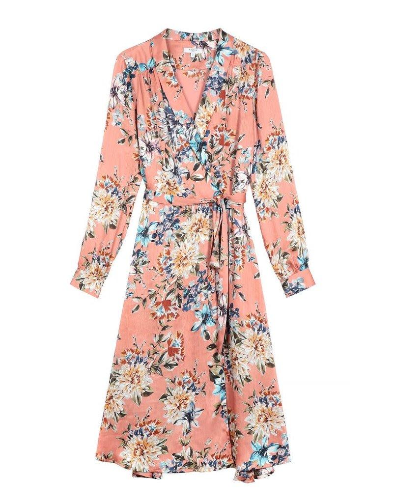 FRNCH Adina Wrap Dress