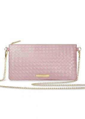 Katie Loxton Freya Cross Body Bag Pale Pink