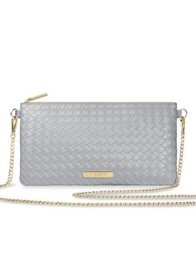 Katie Loxton Freya Cross Body Bag Gray