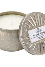 Voluspa Blond Tabac Mini Decorative Tin