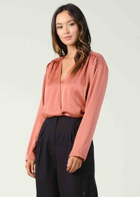 Lucca Cinnamon Blouse