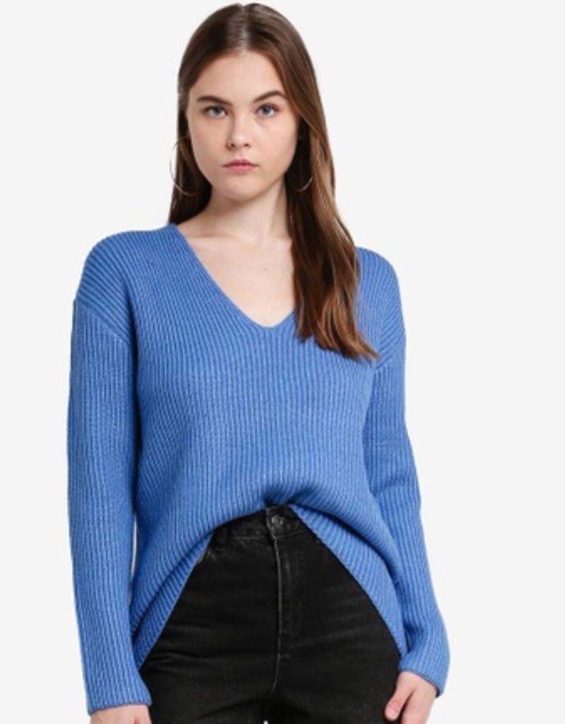 Glamorous Cornflower Sweater