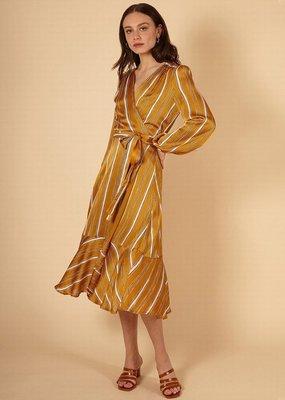 FRNCH Ane Stripe Dress