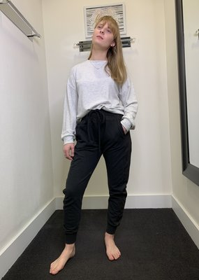 Suzy D Vanessa Tracky Pants