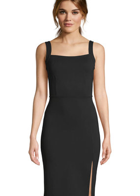 Cupcakes and Cashmere Cardiff Black Dress