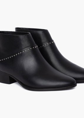 Thursday Boots Black Rein Boot