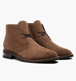 Thursday Boots Cognac Suede