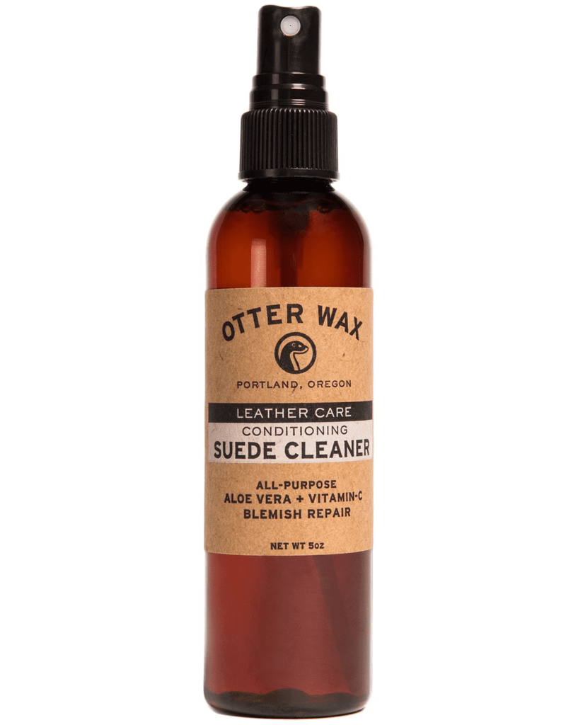 Otter Wax Suede Cleaner