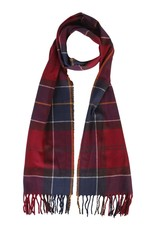 Barbour Gilingale Scarf Red