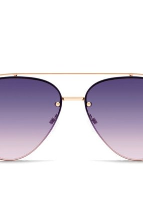 Quay Australia Long Story Sunglasses