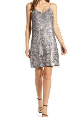 Cupcakes and Cashmere Candice Latte Dress