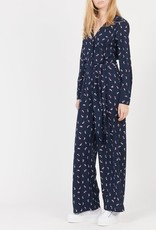 FRNCH Maee Jumpsuit Navy