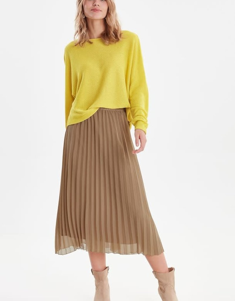 B. Young Plisse Skirt
