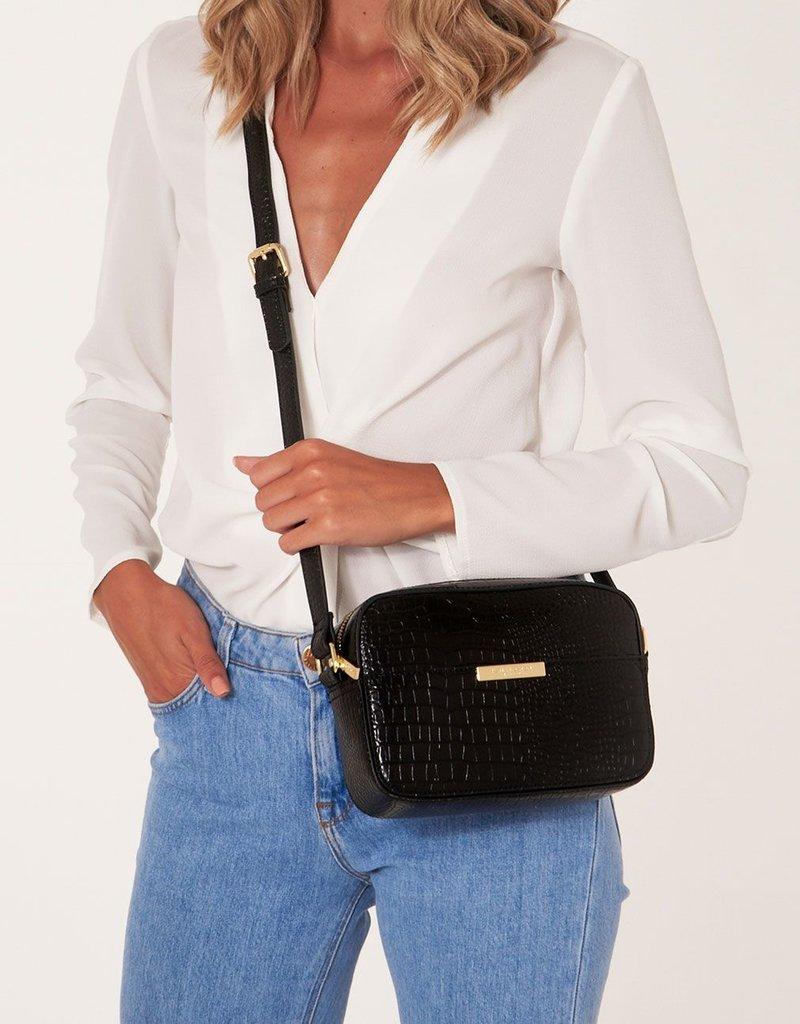 Katie Loxton Celine Faux Croc Bag