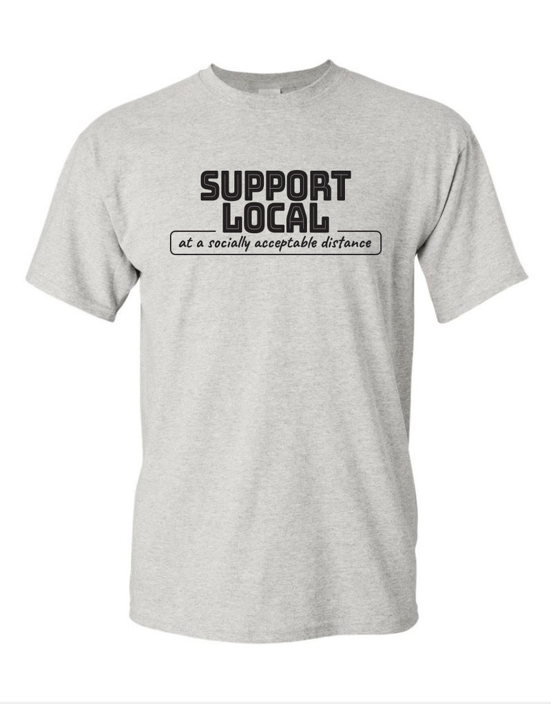 Kenzington Alley GIVE BACK T-SHIRT