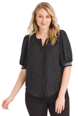 Bobeau Valerie Button Down Top