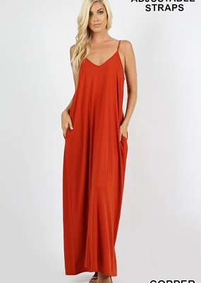 Kenzington Alley Bea Maxi Dress