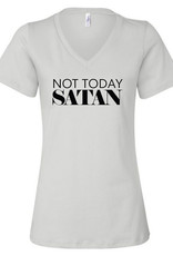 Kenzington Alley Not Today Satan T-Shirt