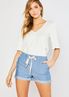 Kenzington Alley Denim Shorts