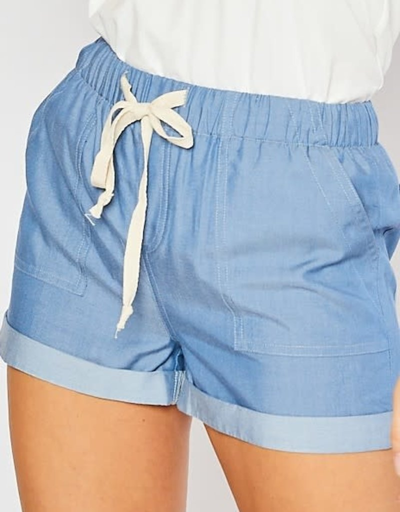 Kenzington Alley Denim Shorts