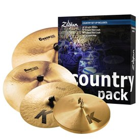 Zildjian Zildjian K  Country Cymbal Set
