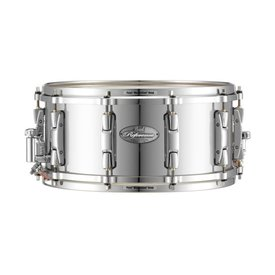 Pearl Pearl Reference 14 x 6.5 Snare Drum in Mirror Chrome Finish w/Chrome Hdw