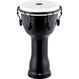 Meinl Meinl Frontier Series Mechanical Tuned Djembe, Flat Black