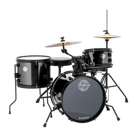 Ludwig Ludwig Pocket Kit by Questlove in Black Sparkle
