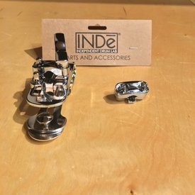 "INDe Suspension Bracket, 2-3.2"" hole spacing"