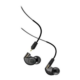 Mee Audio M6 PRO Universal-Fit Noise-Isolating Musician's In-Ear Monitors with Detachable Cables in Smoke
