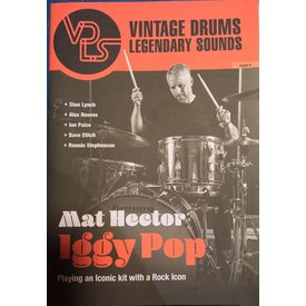 Holy Drums Vintage Drums Legendary Sounds Magazine - Issue 4