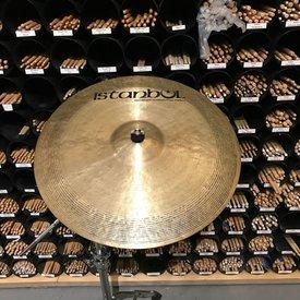 "Used Used Pre-split Istanbul 22"" Pasha Ride Cymbal"