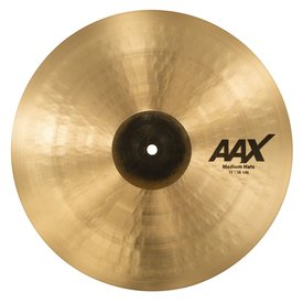 "Sabian Sabian 15"" AAX MEDIUM HATS"