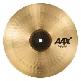 "Sabian Sabian 14"" AAX MEDIUM HATS"
