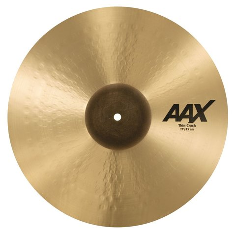 "Sabian 17"" THIN CRASH AAX"