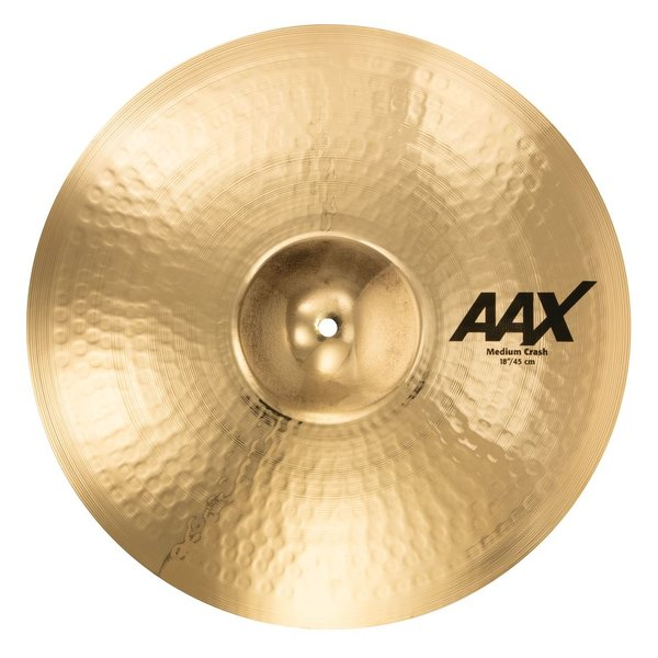 "Sabian Sabian 18"" MEDIUM CRASH AAX BR."