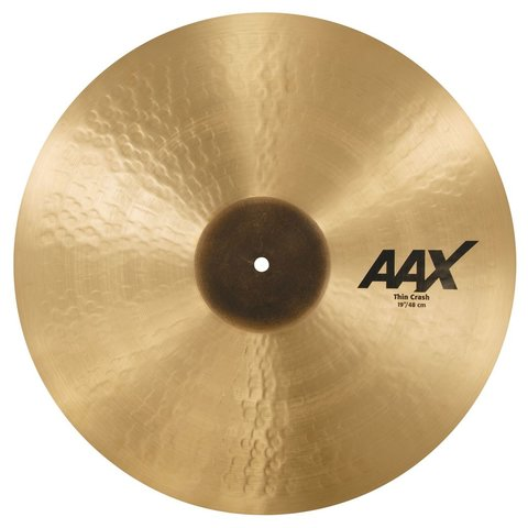 "Sabian 19"" THIN CRASH AAX"