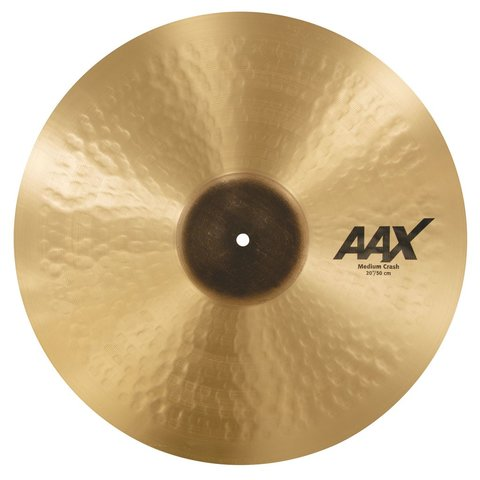 "Sabian 20"" MEDIUM CRASH AAX"