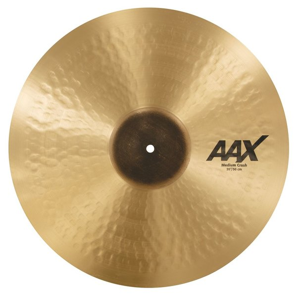 "Sabian Sabian 20"" MEDIUM CRASH AAX"