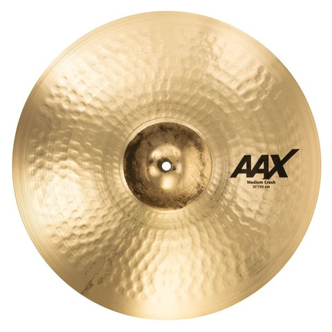 "Sabian 20"" MEDIUM CRASH AAX BR."