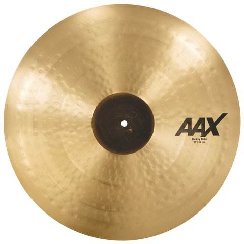 "Sabian 22"" HEAVY RIDE AAX"
