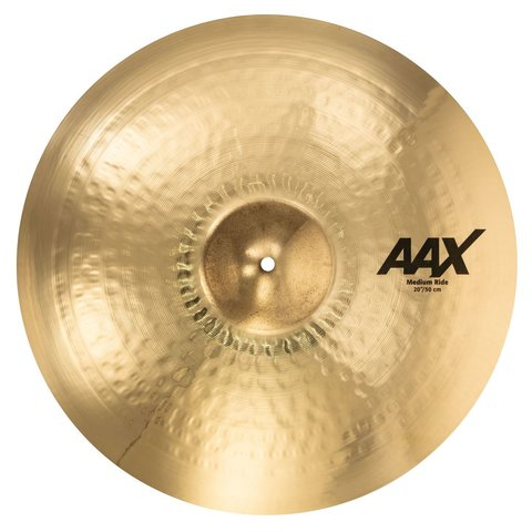 "Sabian 20"" MEDIUM RIDE AAX BR."